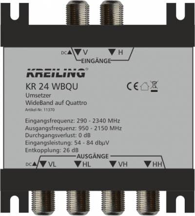 product image KR 24 WBQU