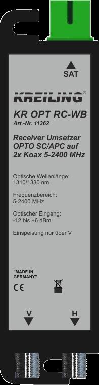 Produktbild KR OPT RC-WB