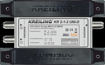 Produktbild KR 2-1-2 UNI-D