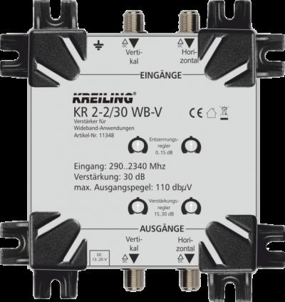 Produktbild KR 2-2/30 WB-V