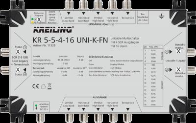 Produktbild KR 5-5-4-16 UNI-K-FN