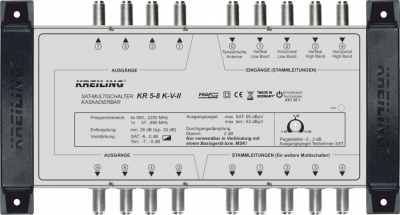 Produktbild KR 5-8 K-V-II