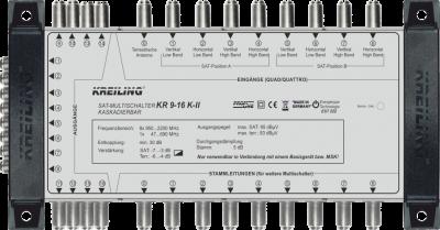 Produktbild KR 9-16 K-II