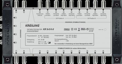 Produktbild KR 9-8 K-II