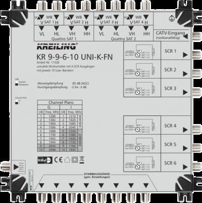 Produktbild KR 9-9-6-10 UNI-K-FN
