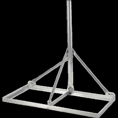 Aluminium Balkonständer