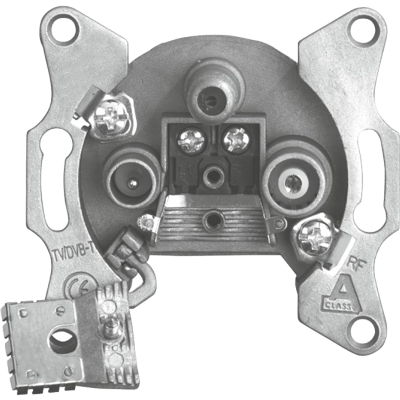 Multimedia-Antennendosen