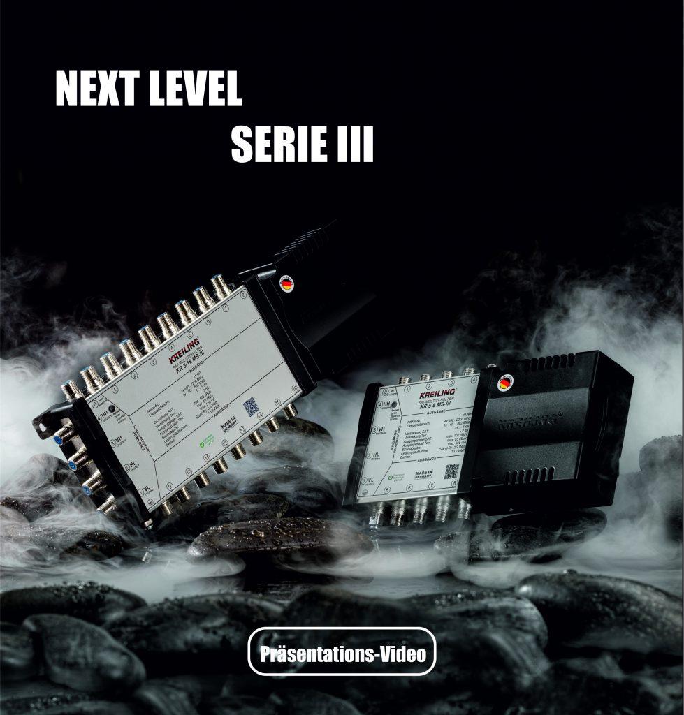 NEXT LEVEL - MS-Serie III